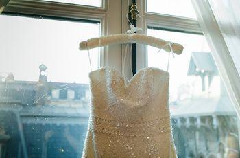Consejos para cuidar tu vestido de novia antes, durante y después del casamiento