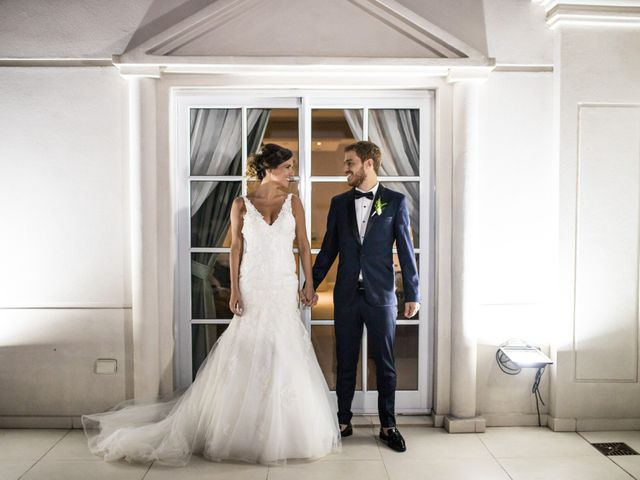 Elegante y moderna: así fue la boda Aye y Nico