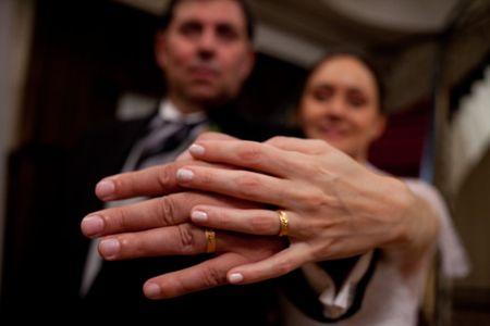 Metales para tus anillos de casamiento