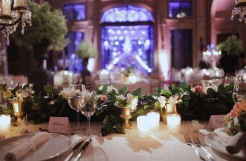 ¿Cómo decorar el casamiento? 6 estilos