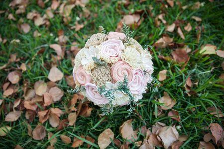 15 ramos de novia artificiales ¡Una opción muy original!