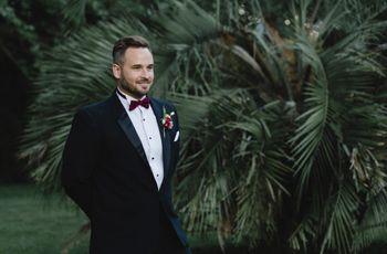 6 consejos para encontrar el traje de novio perfecto