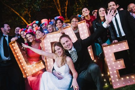 5 tendencias para sorprender a tus invitados el día de la boda