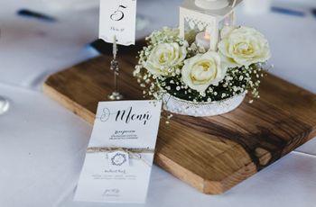 Las 10 tendencias de decoración que no pueden faltar en tu casamiento