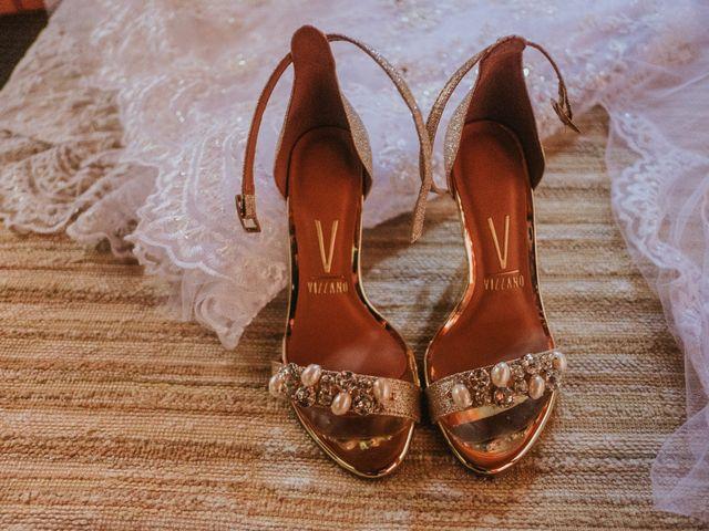 Zapatos de novia con pedrería, ¡brillo para tus pies!