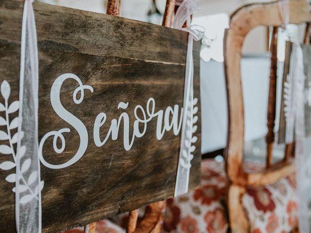 9 ideas para incluir pizarras en la decoración del casamiento