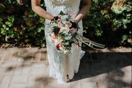 8 cosas que tenés que saber antes de elegir tu ramo de novia