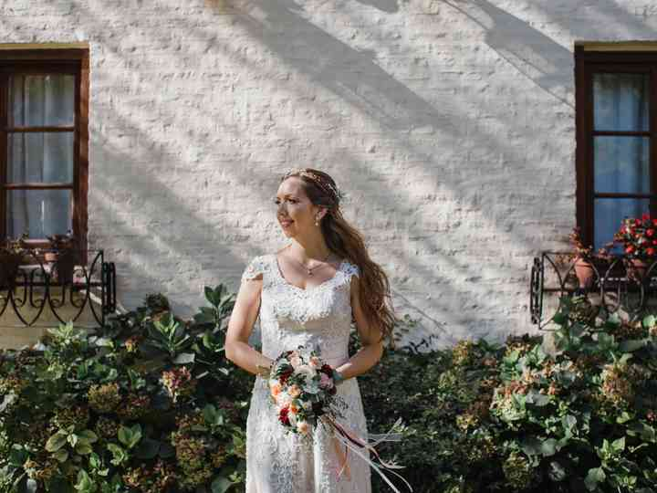 10 consejos para un peinado de novia 10 puntos
