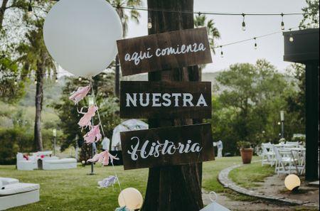 ¿Cómo decorar un casamiento sin flores? 6 alternativas para inspirarte