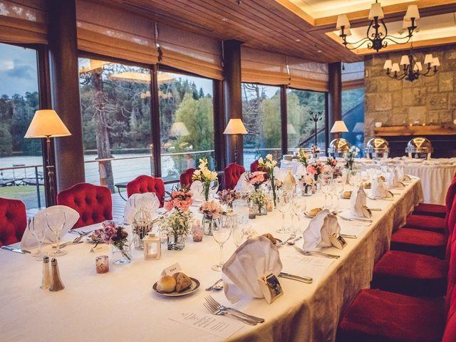 6 maneras de calefaccionar su fiesta de casamiento en invierno