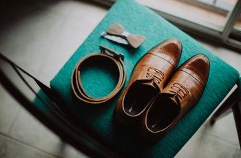 ¿Cómo elegir los zapatos del novio? 6 consejos útiles