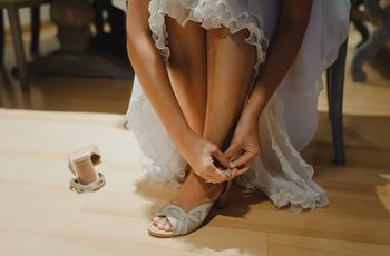 5 formas de reutilizar tus zapatos de novia después del casamiento