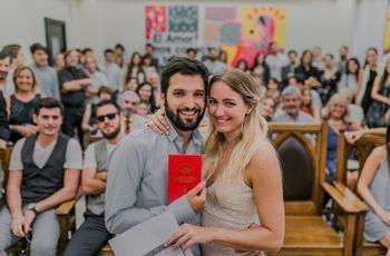 El protocolo del casamiento civil en Argentina: conozcan todos los pasos