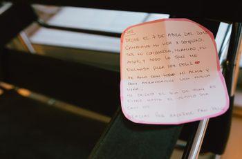 7 ideas para darle una sorpresa a tu novio el día del casamiento