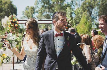 10 cosas que a los novios les va a encantar escuchar el día de su casamiento