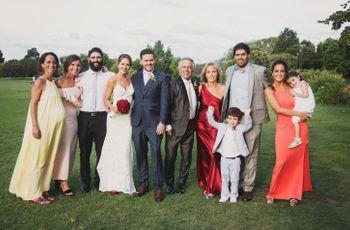 Dress code para casamientos de día: las reglas básicas