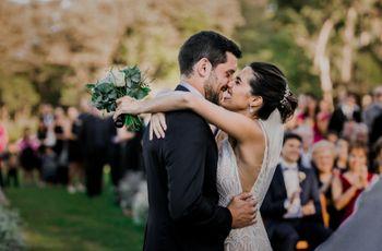 ¿Cómo conseguir fotos espontáneas el día del casamiento? 5 consejos