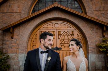 Estas son las 6 cosas que deberían tener listas a 6 meses del casamiento