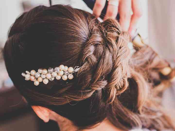 25 peinados de novia que tenés que ver antes de casarte