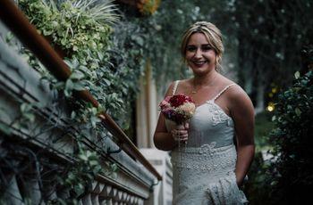 ¿Cómo elegir la tela para el vestido de novia? 7 consejos para acertar