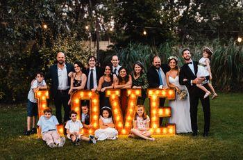 7 maneras de que sus seres queridos se sientan especiales en su casamiento