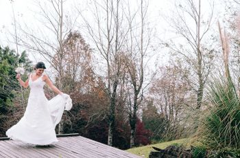 6 cosas que podés hacer con el vestido de novia después del casamiento