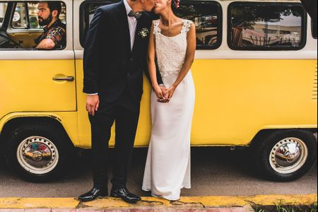 6 ideas para decorar el auto de novios