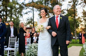 30 canciones para la entrada de la novia a la ceremonia
