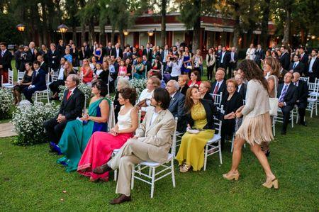 6 personas que no es necesario invitar a su casamiento