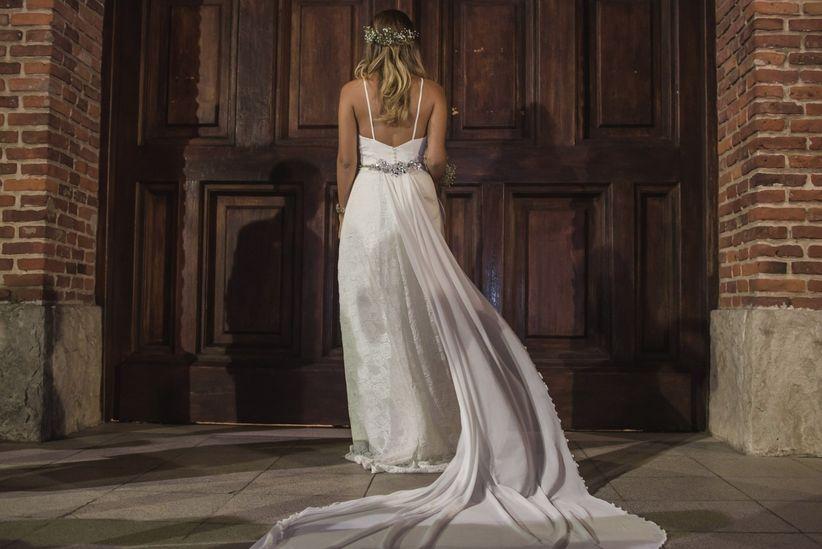 cde237cfe Guía útil  telas de los vestidos de novia