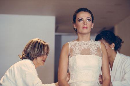 9 cosas que nadie te dice de la compra de tu vestido de novia