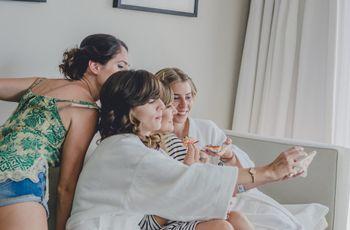 6 cosas que te recomendamos hacer a un mes de la boda