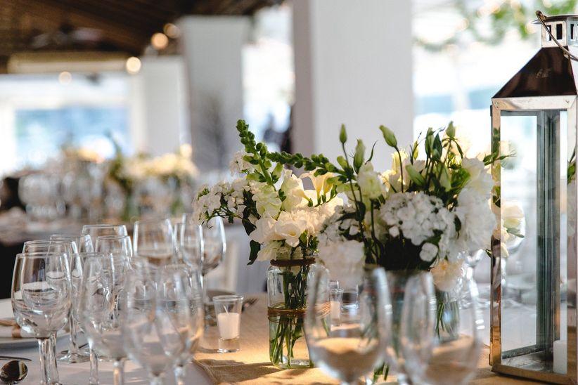 Ideas de decoración para bodas en verano