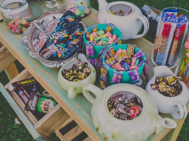 ¿Cómo armar un candy bar económico?