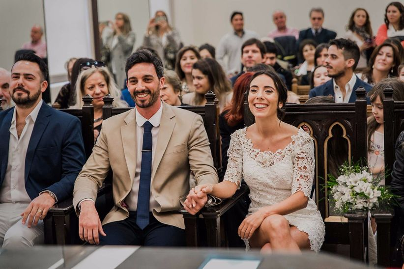 Matrimonio Registro Civil : Matrimonio colectivo de parejas en el registro civil municipal