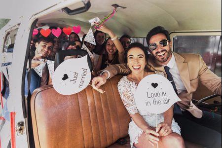 Maximizá el uso de WedShoots y divertite con tus invitados