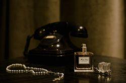 El perfume para el día del casamiento