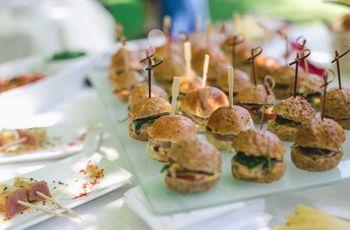 Lunch para el casamiento: un menú cómodo y ¡económico!