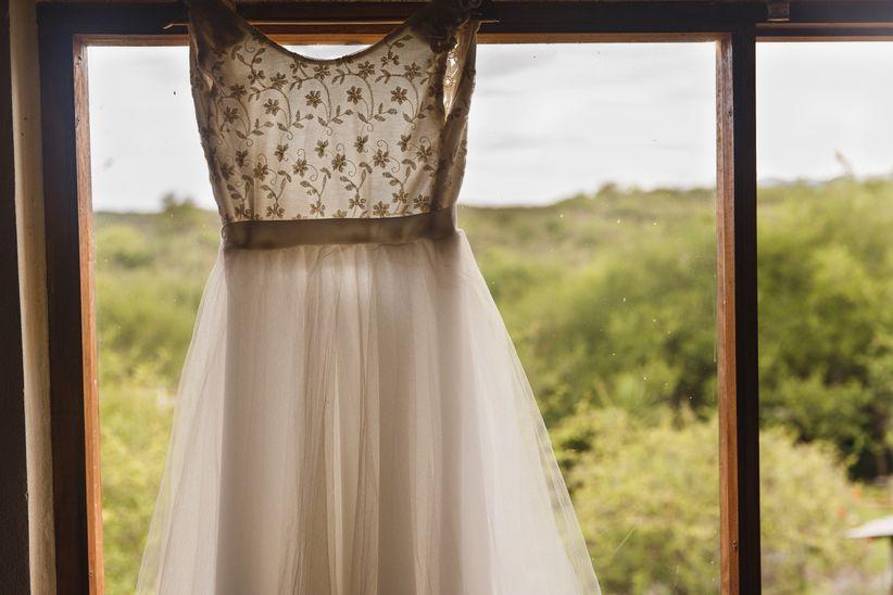 La evolucion del vestido de novia