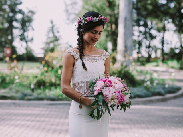 Ramos de novia de verano: frescura para tu look