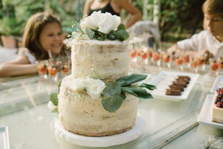 8 mandamientos al encargar la torta de casamiento