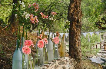 Decoración de casamiento: 6 tips para acertar con la elección de las flores