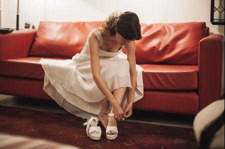 Cómo encontrar los zapatos perfectos para el casamiento