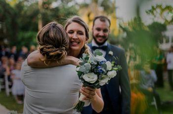 15 regalos que emocionarán a la madrina del casamiento