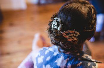 50 peinados recogidos para todos los estilos de novia, ¡encontrá el tuyo!