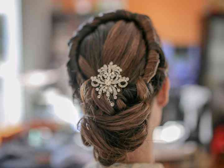 60 peinados de novia que tenés que ver antes de casarte
