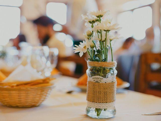 8 centros de mesa para un casamiento vintage