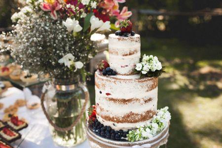 40 tortas de casamiento originales para endulzar el día B