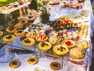 20 postres de casamiento riquísimos para sustituir la torta nupcial