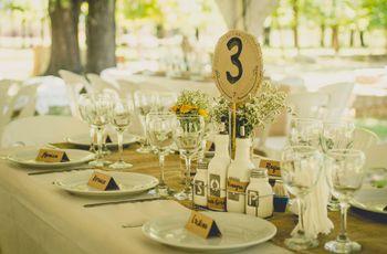 Cómo distribuir a los invitados en las mesa: tips útiles